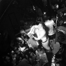 The party gets wild after 2 a.m. in Ho Chi Minh City, Vietnam.