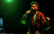Yoni Wolf of Why? performs at Union Transfer