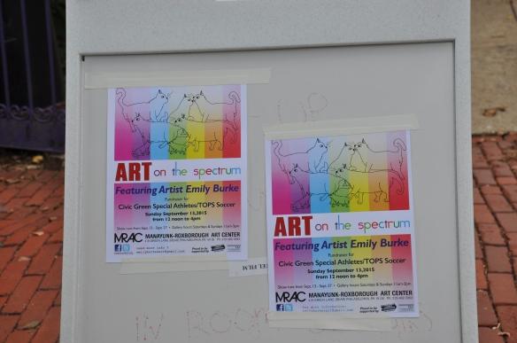 art on the spectrum