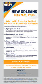 (EVENT) MJBizConNEXT reminders and checklist for attendees